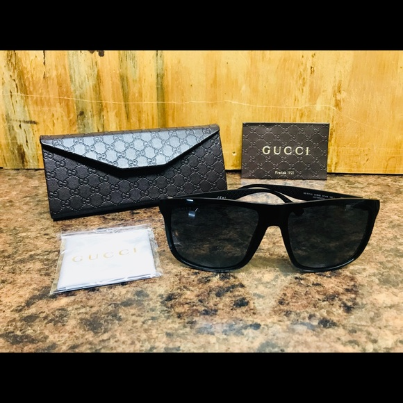 ab4c84901ee Gucci Other - Gucci GG 1075 S GVBHD 57-16-140 Alum.